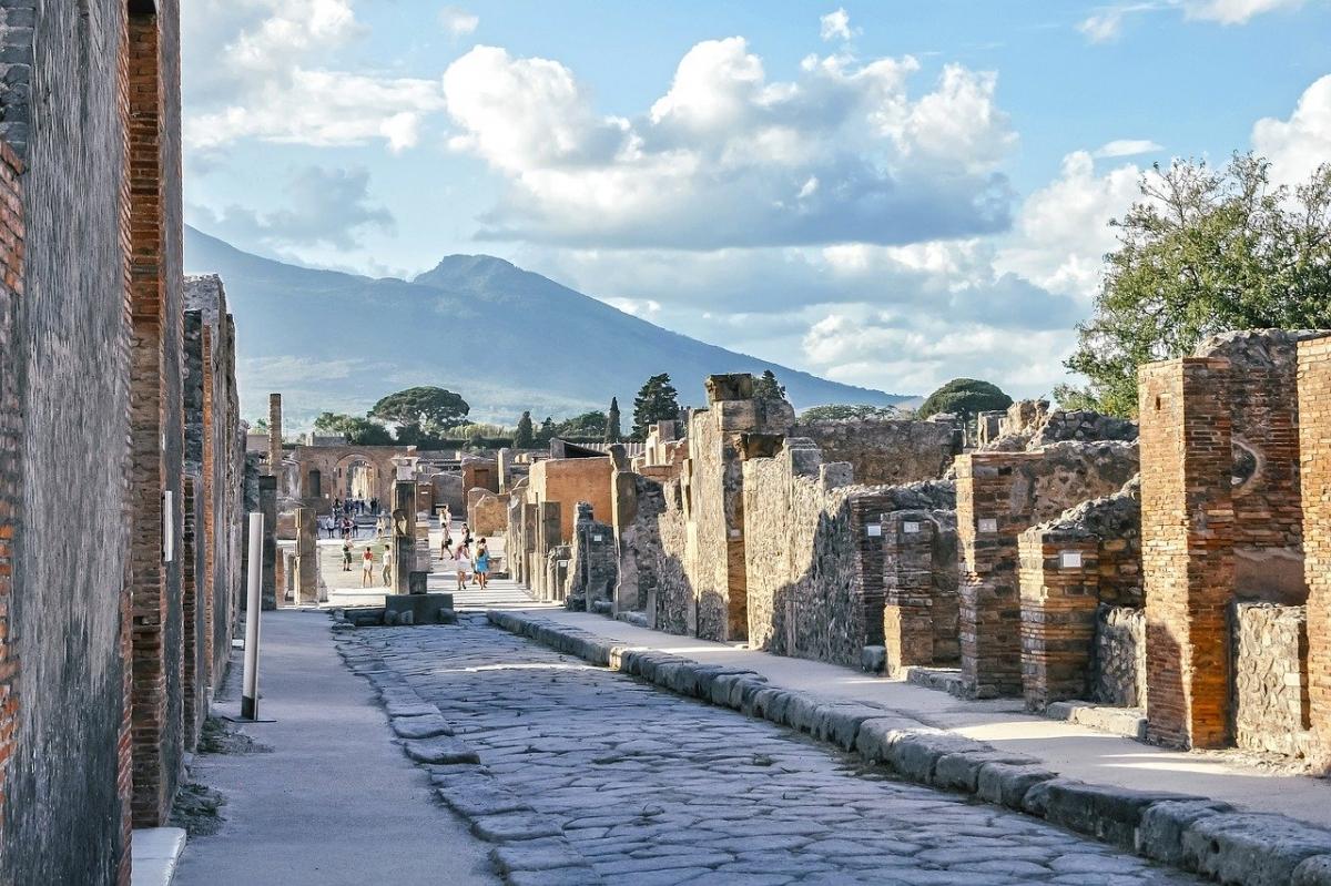 Pompei e la Costiera Amalfitana