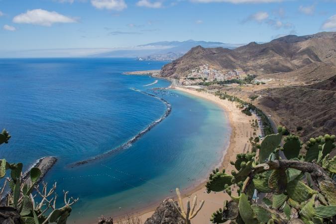 Tenerife, l'isola dell'eterna primavera Marzo 2020