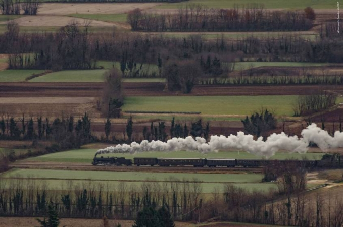 Il treno dei Presepi e dei Mercatini Dicembre 2019