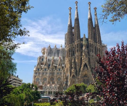Barcellona... pronti, via! Marzo 2020