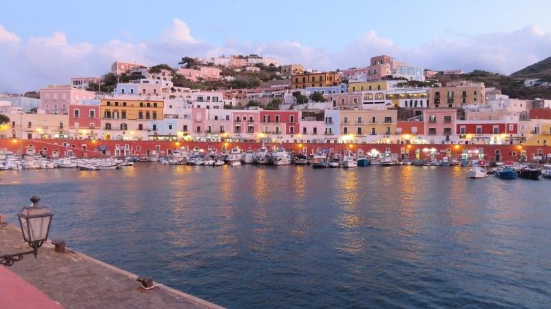 La Riviera di Ulisse e l'Isola di Ponza Aprile 2020