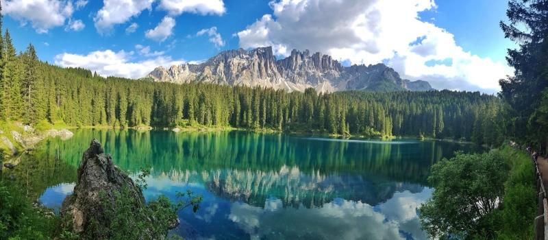 Al fresco delle Dolomiti Agosto 2020