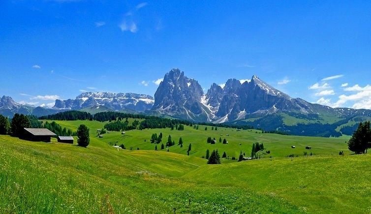 Ferragosto sull'Alpe di Siusi, il paese delle streghe di Castelrotto Agosto 2021